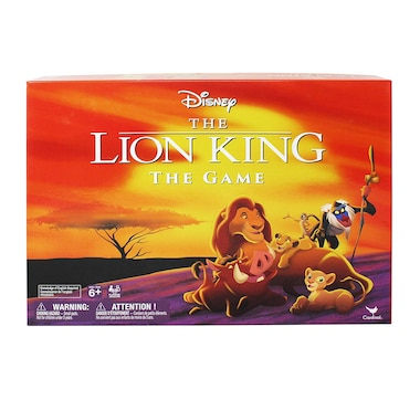 Cardinal Games Lion King Board Game
