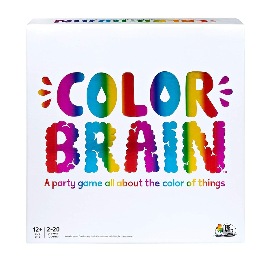 Image 649972.jpg , Product 649-972 / Price $27.99 , Cardinal Games Colorbrain Game  on TSC.ca's Coins & Hobbies department