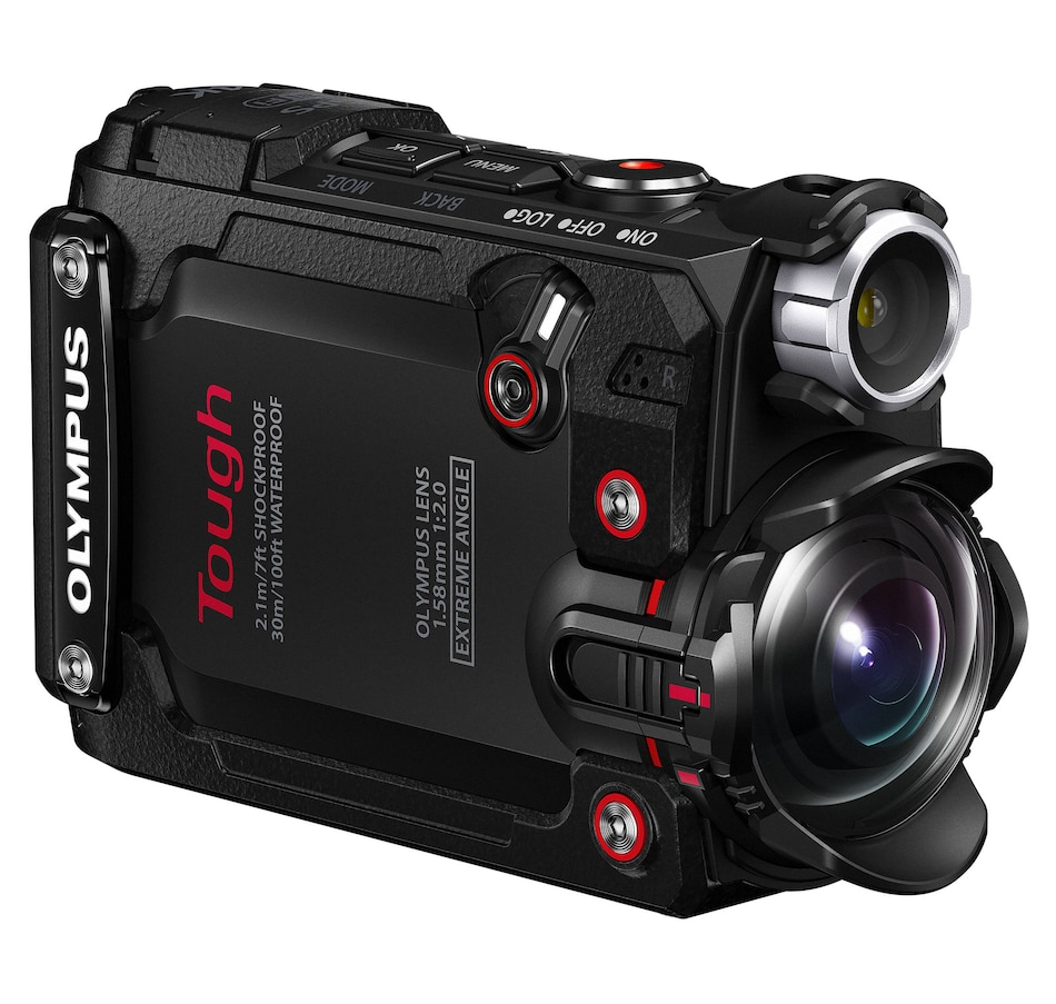 Image 650239_BLK.jpg , Product 650-239 / Price $479.99 , Olympus Tough TG-Tracker from Olympus on TSC.ca's Electronics department