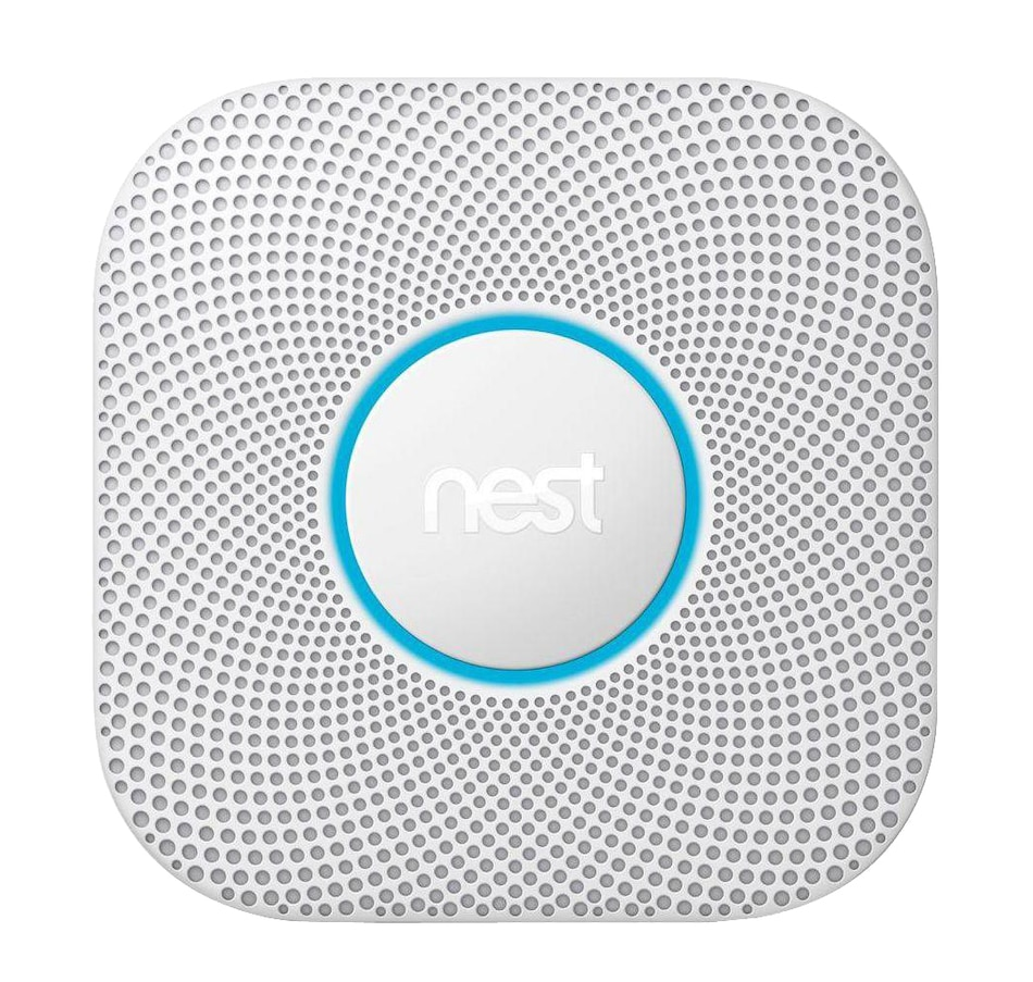 Image 650476.jpg , Product 650-476 / Price $149.99 , Google Nest Protect 2nd Gen Smoke + Carbon Monoxide Alarm, Wired from Nest on TSC.ca's Home & Garden department