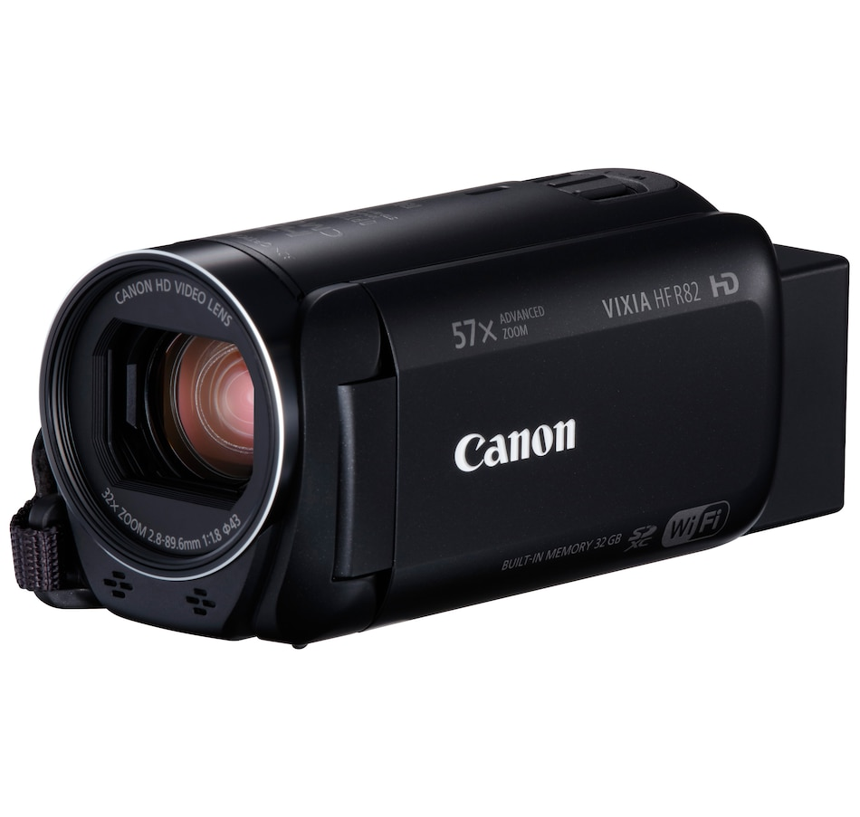Image 650664.jpg , Product 650-664 / Price $489.99 , Canon HF R82 Flash Memory Camcorder, HD CMOS, 3.28M pixels from Canon on TSC.ca's Electronics department