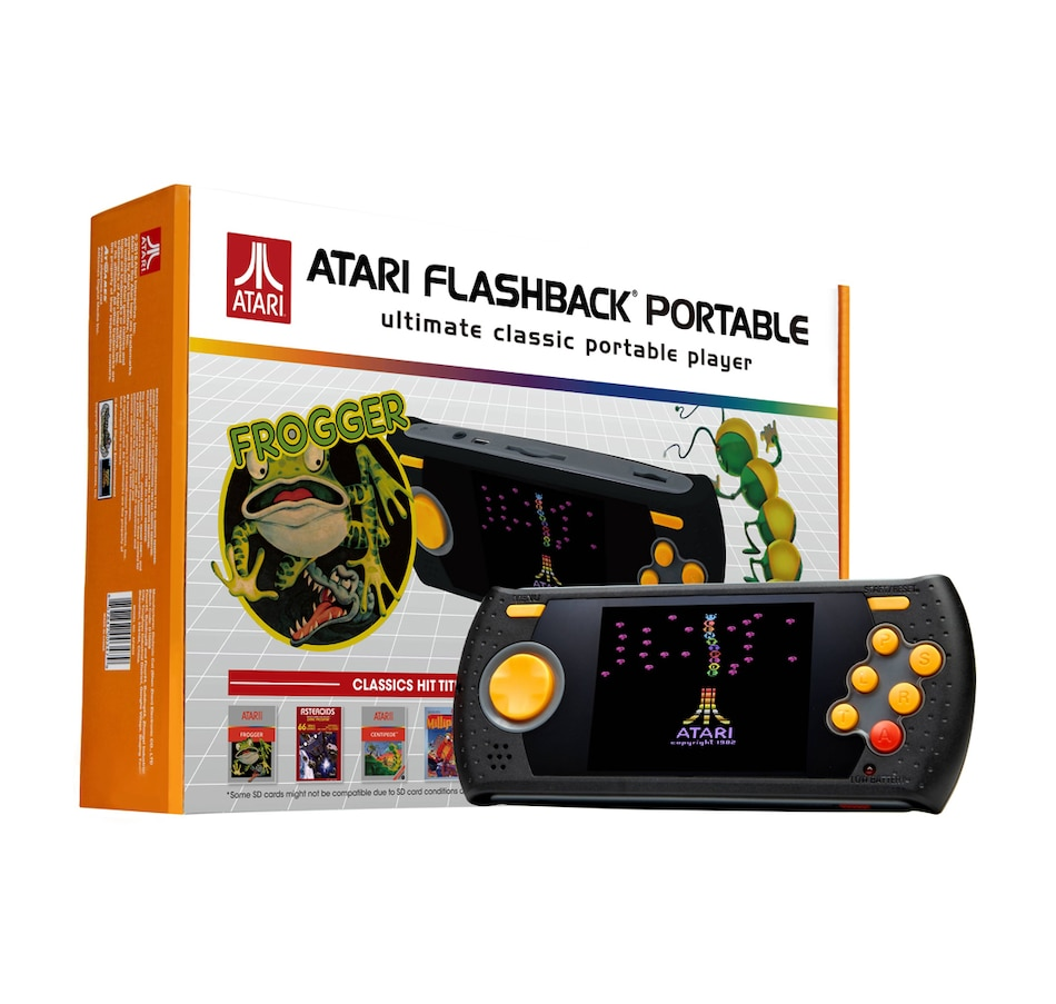 Image 650986.jpg , Product 650-986 / Price $109.98 , Atari Flashback Portable with 60 Games  on TSC.ca's Home & Garden department