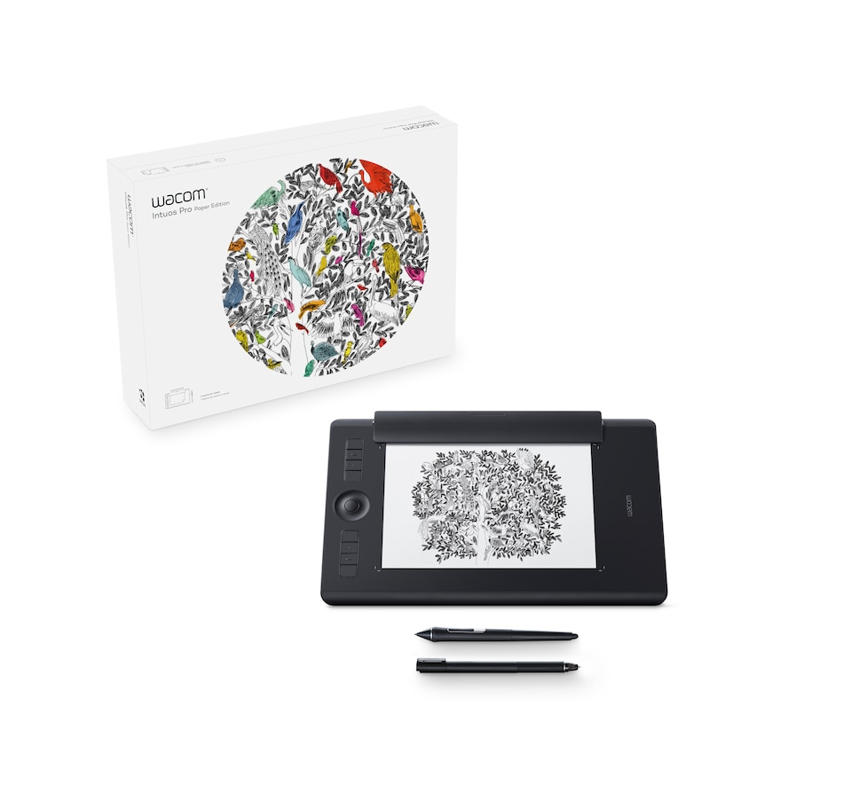 Image 651072.jpg , Product 651-072 / Price $589.99 , Wacom PTH660P Intuos Pro Paper Edition Medium Pen Tablet from Wacom on TSC.ca's Electronics department