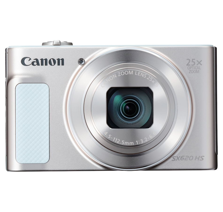 Image 651292_SIL.jpg , Product 651-292 / Price $369.99 , Canon PowerShot SX620 HS Wi-Fi 20.2MP 25x Optical Zoom Digital Camera from Canon on TSC.ca's Electronics department