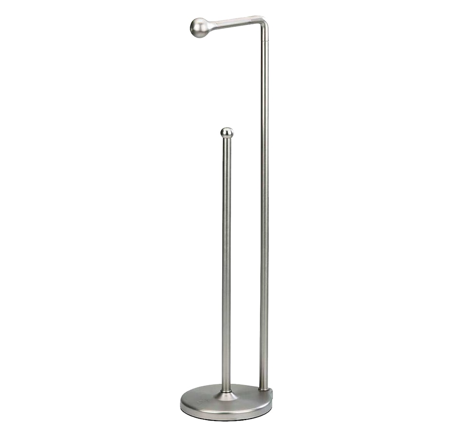 Image 652047.jpg , Product 652-047 / Price $40.00 , Umbra Teardrop Toilet Paper Stand with Reserve from Umbra on TSC.ca's Home & Garden department