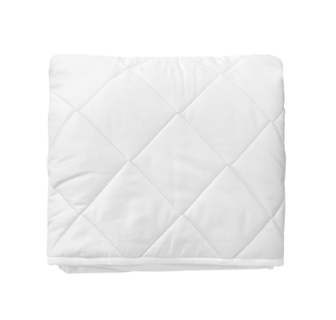 Natura Washable Wool Fitted Mattress Pad