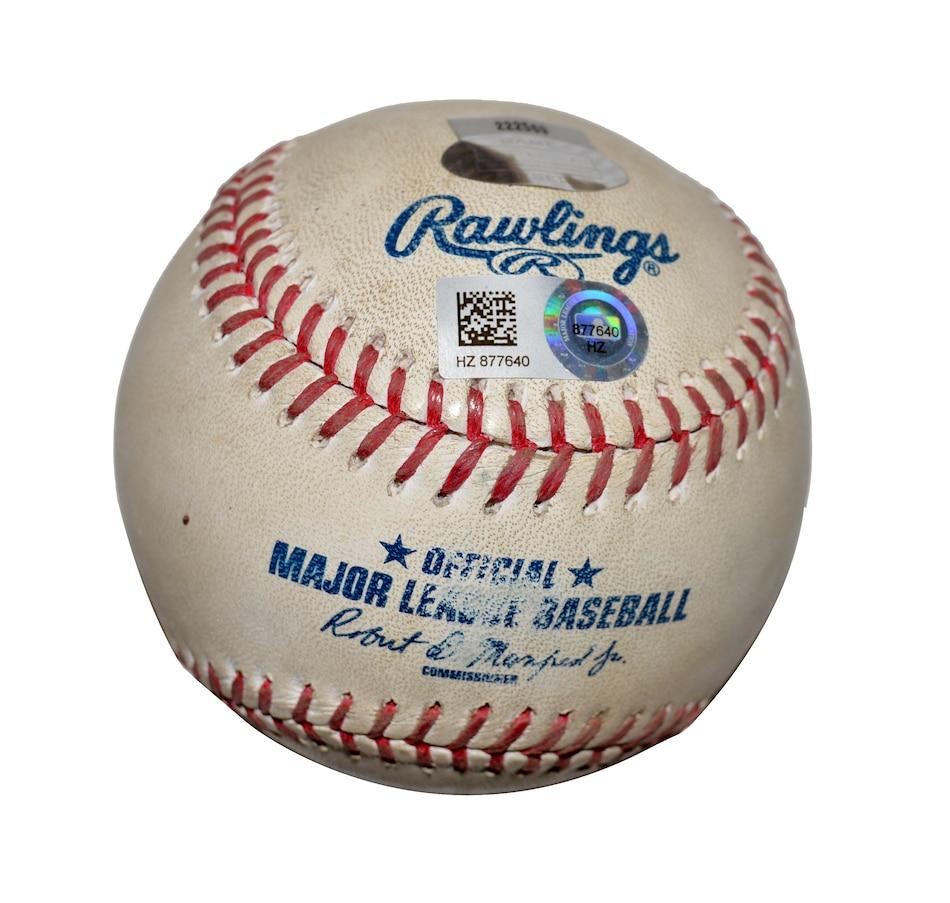 38b9746e7655 Buy MLB Authenticated Game Used Major League Baseball Jays vs ...