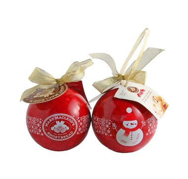 Mary Macleod Holiday Ornament 2 Pack