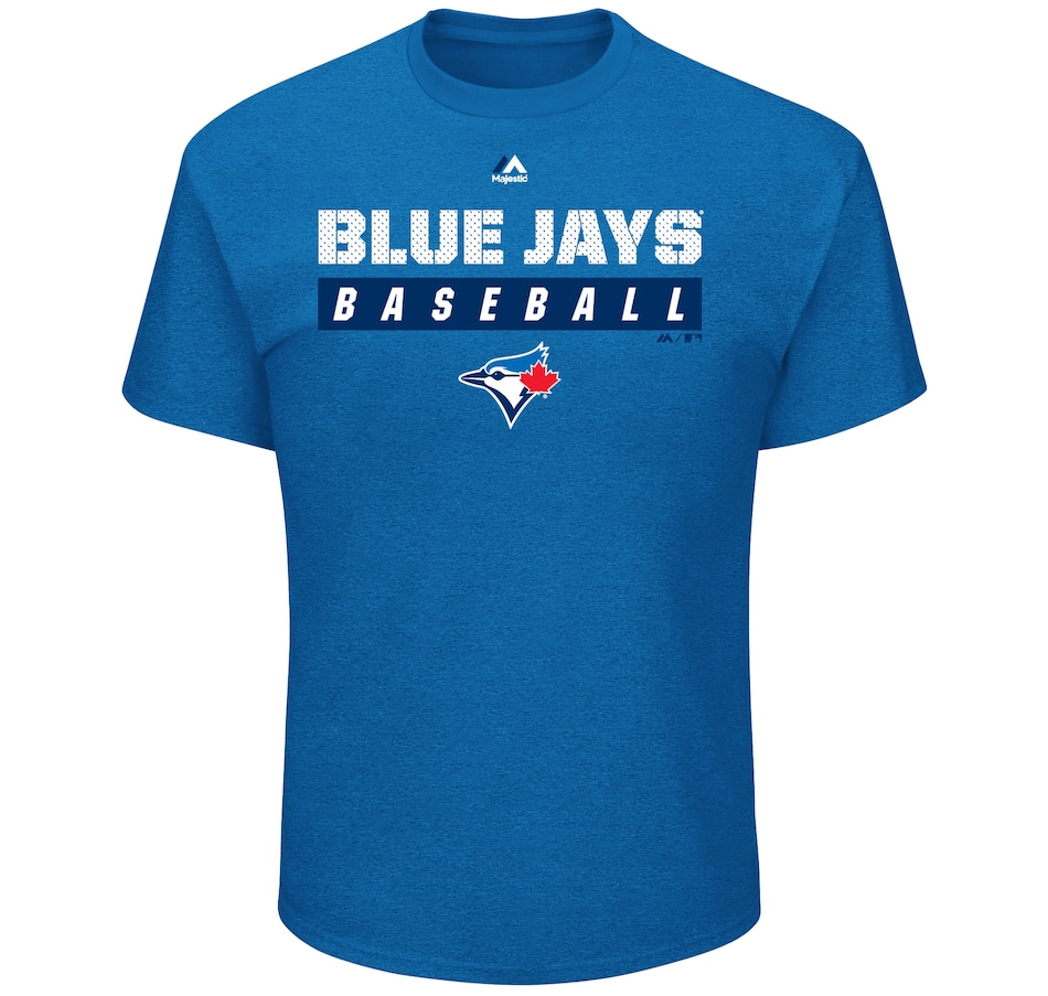Image 654798.jpg , Product 654-798 / Price $23.50 , Toronto Blue Jays Proven Pastime Tee from Majestic on TSC.ca's Sports department