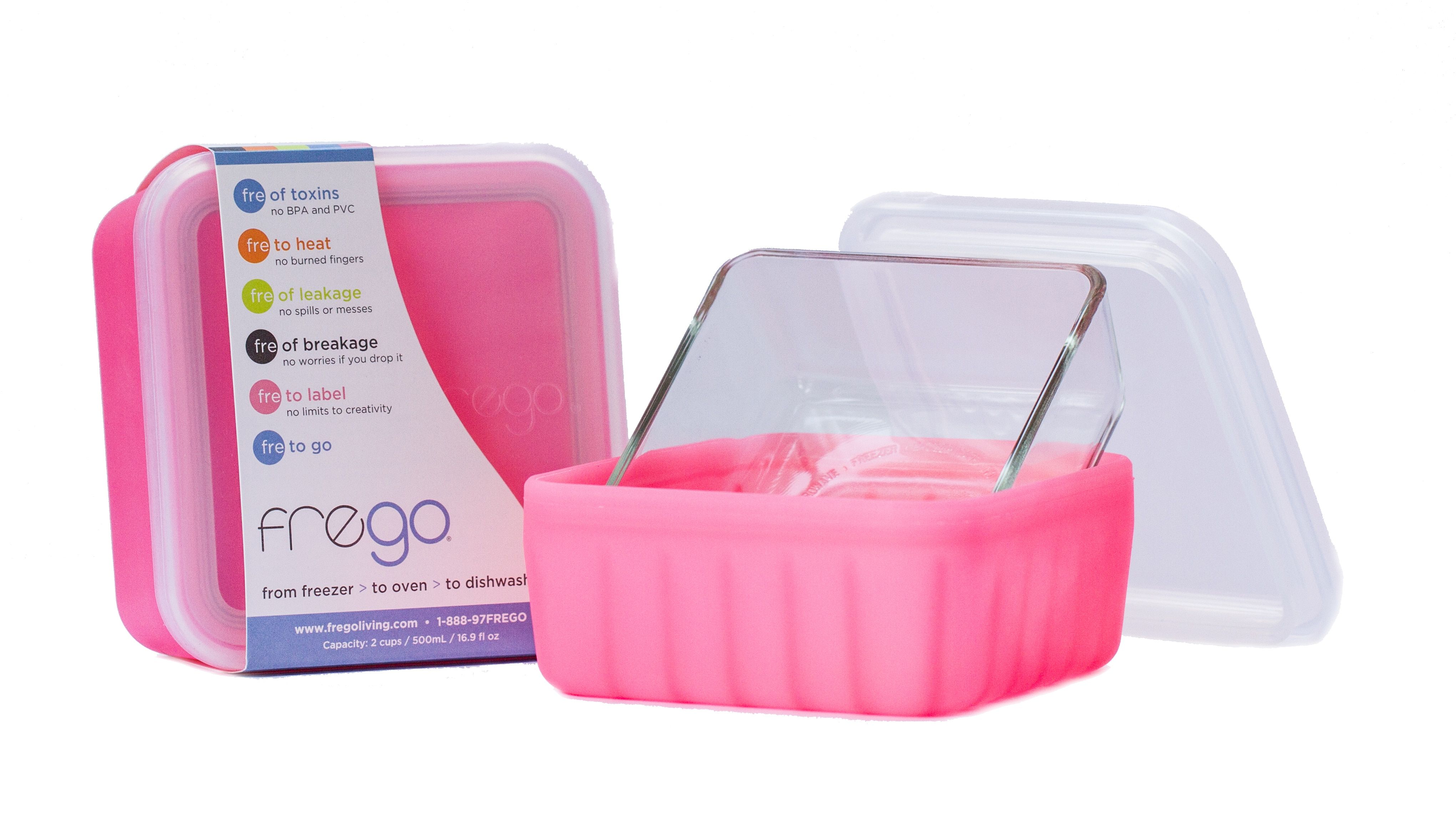 ... Image 654936_ALTMORE2.jpg  Product 654-936 / Price $24.95  Frego Food Storage ...  sc 1 st  The Shopping Channel & Buy Frego Food Storage Container - 2-cup - Kitchen - Kitchen ...