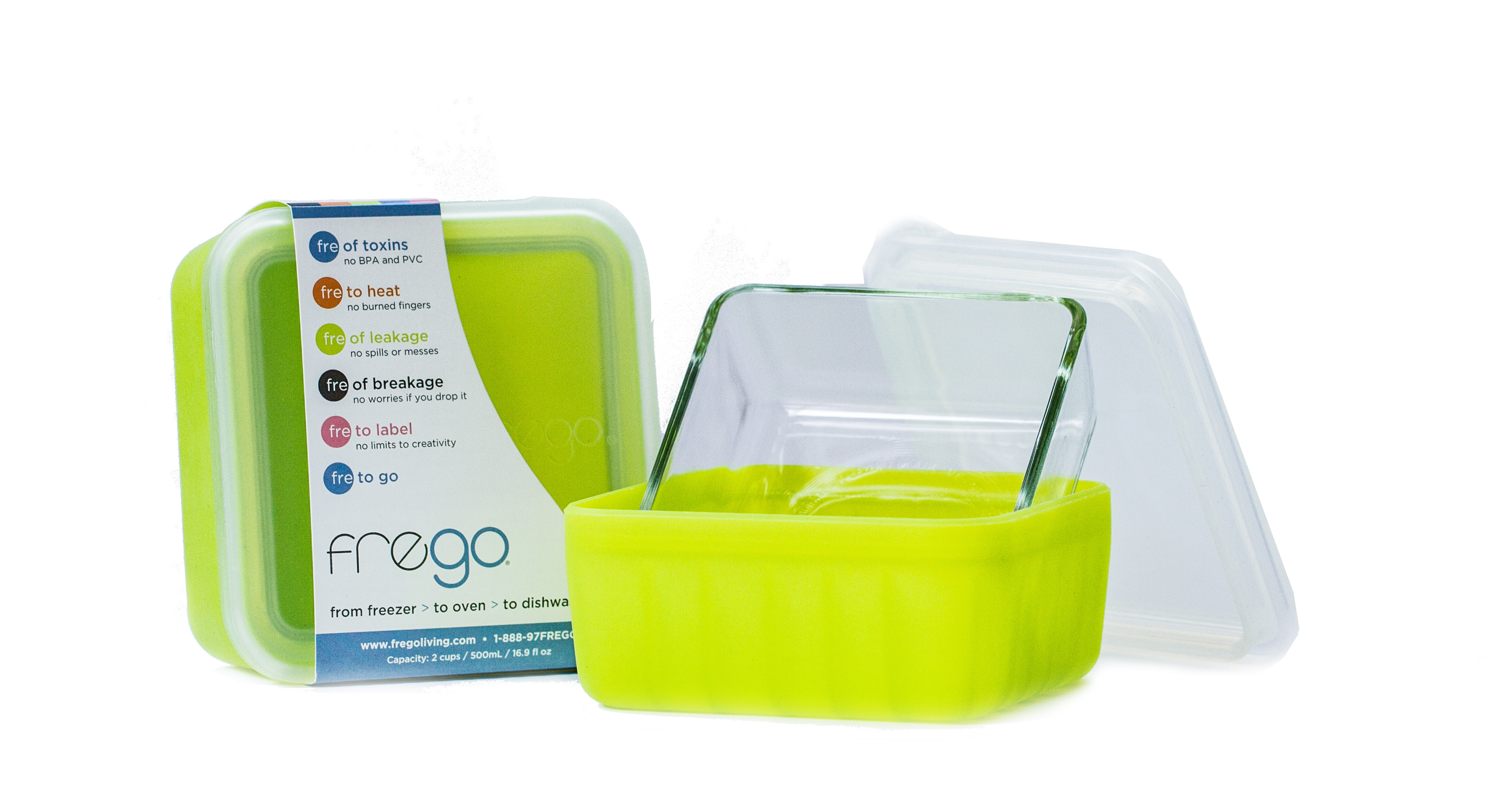 ... Image 654936_ALTMORE6.jpg  Product 654-936 / Price $24.95  Frego Food Storage  sc 1 st  The Shopping Channel & Buy Frego Food Storage Container - 2-cup - Kitchen - Kitchen ...