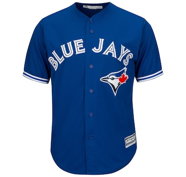 Youth Toronto Blue Jays Cool Base Replica Away Jersey