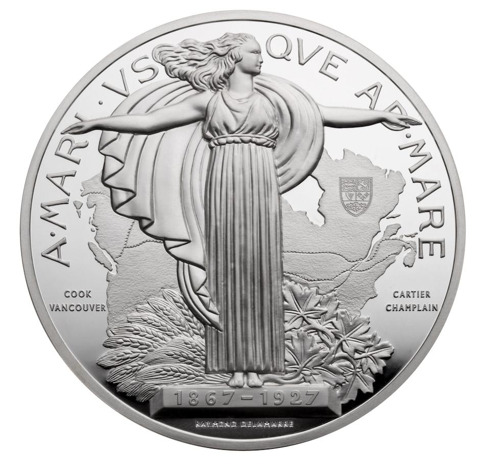 Three Piece Fine Silver Confederation Medal Set: 1867, 1927, 2017 + Bonus  Coins
