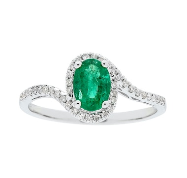 rings designs emerald rs lar birthstone jewellery halo buy ring price