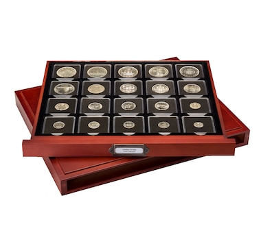 200-Piece Canadian Heritage Coin Collection, from the Victorian Era to 2000