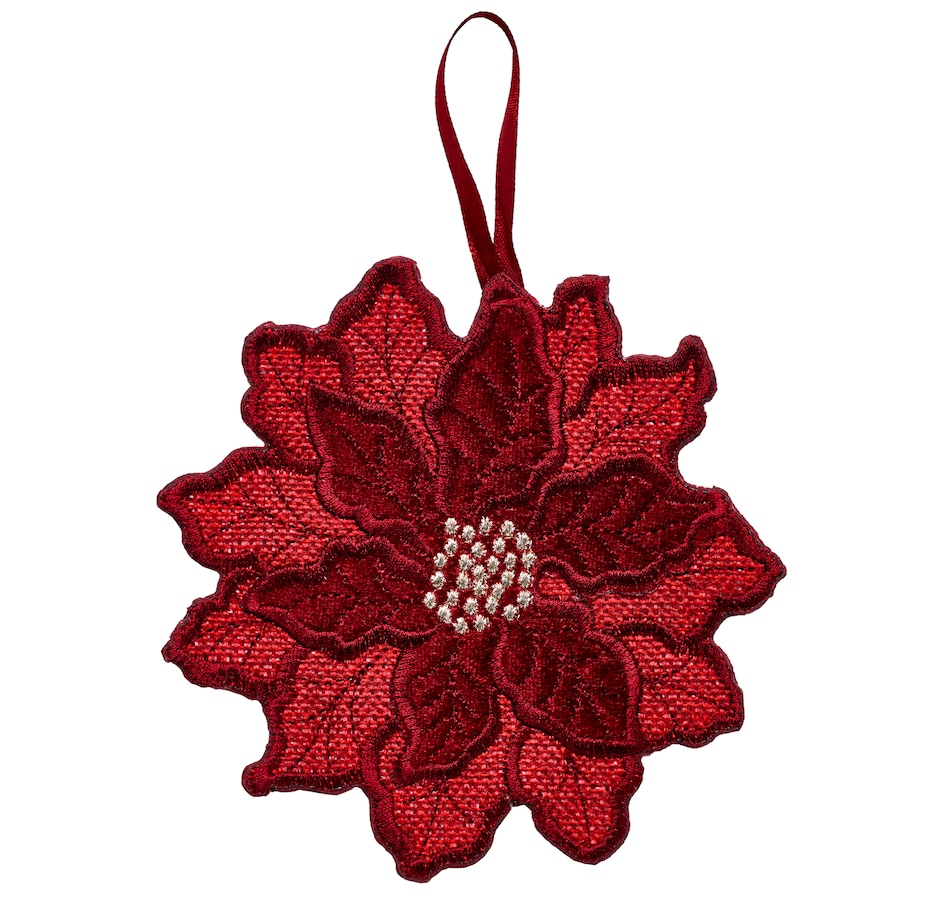 Image 658969_POI.jpg , Product 658-969 / Price $19.99 , Mera Linens Ornaments (Set of 6)  on TSC.ca's Home & Garden department
