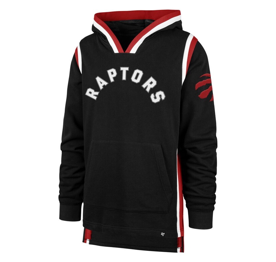 Image 659080.jpg , Product 659-080 / Price $159.99 , Men's Toronto Raptors NBA Layup Pullover Jersey Hoodie  on TSC.ca's Sports department