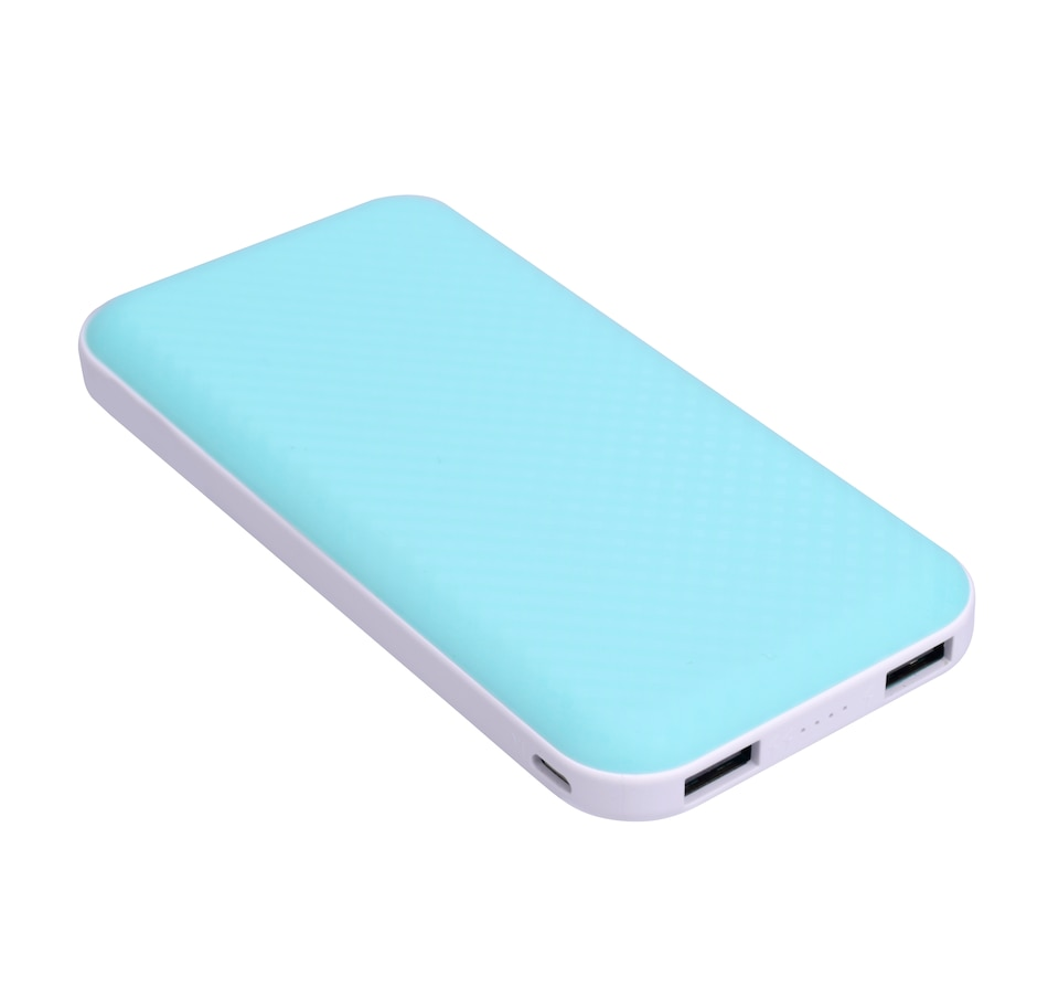 Image 659181_MNT.jpg , Product 659-181 / Price $49.99 , Gabba Goods 10,000 mAh Ultra-Slim Power Bank with 2 USB Ports  on TSC.ca's Electronics department