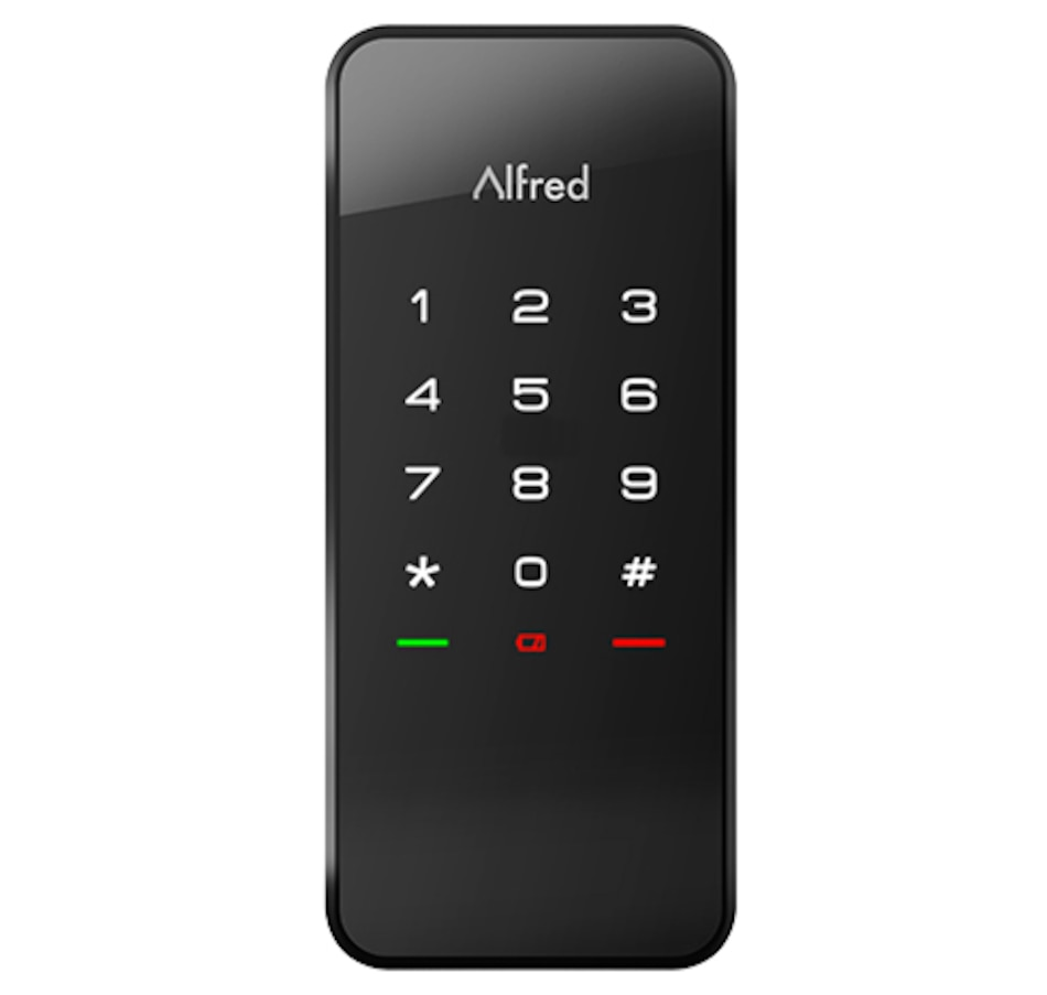 Image 659252.jpg , Product 659-252 / Price $199.99 , Alfred Inc DB1 Smart BT Deadbolt Pin from Alfred Smart Door Lock on TSC.ca's Electronics department