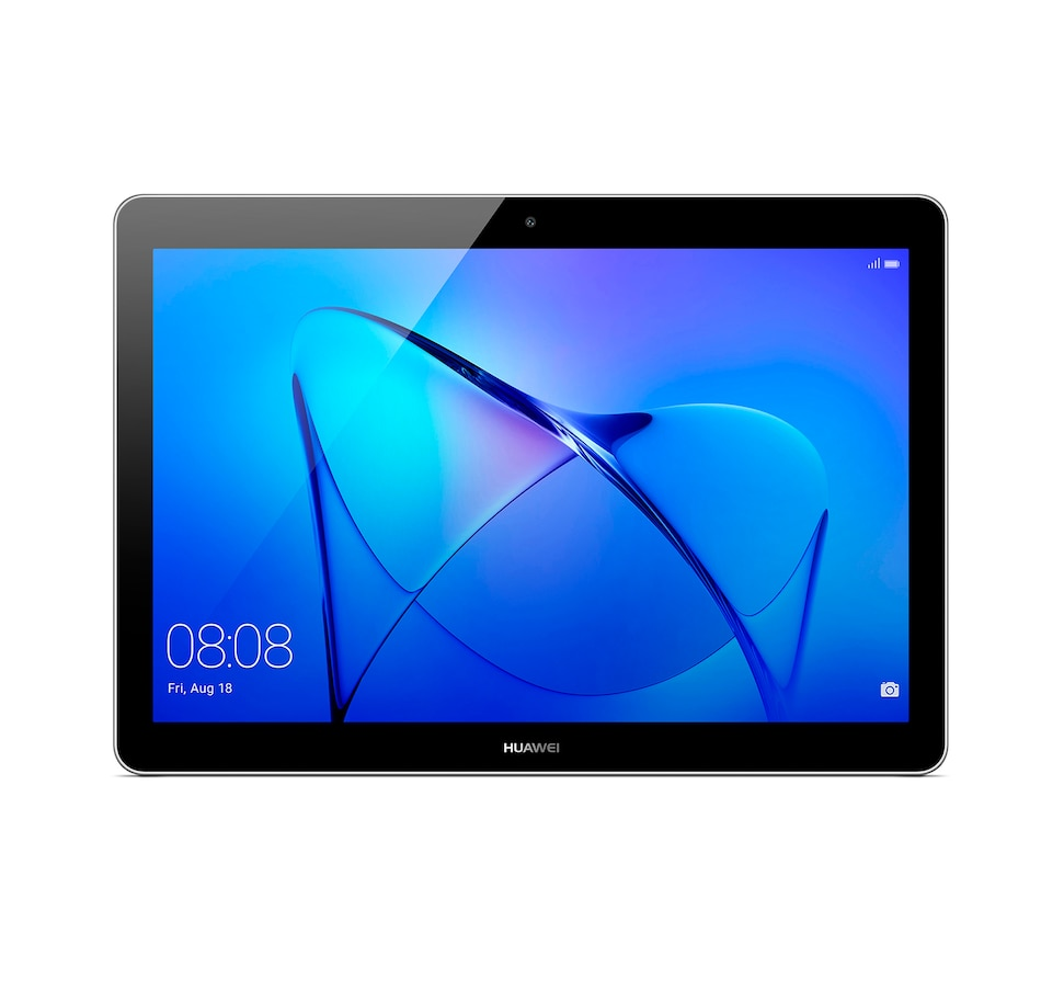 "Image 659442.jpg , Product 659-442 / Price $214.99 , HUAWEI MediaPad T3 10, 2GB RAM, 32GB SSD, 9.6"" ITS Display, Aluminum Body, Single Speaker from Huawei on TSC.ca's Electronics department"
