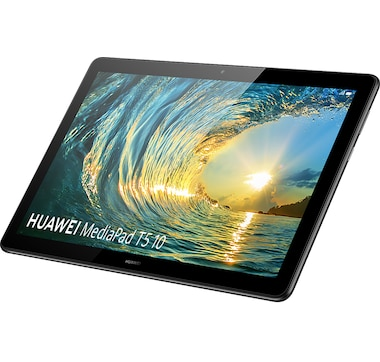 "HUAWEI MediaPad T5 10, 3GB RAM, 32GB SSD, 10.1"" 1080p FHD Display, Metal Body, Dual Speakers"