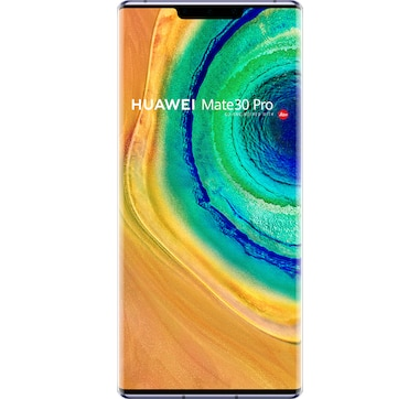 Huawei Mate 30 Pro (Space Silver) with AppGallery