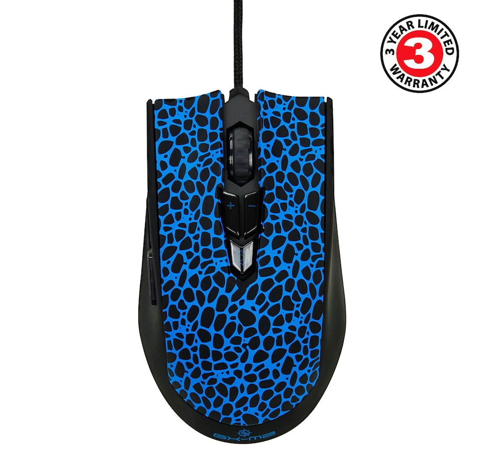 Image 659468.jpg , Product 659-468 / Price $51.99 , Enhance Pathogen Gaming Mouse ENGXM20100BKUS from GB Micro on TSC.ca's Electronics department