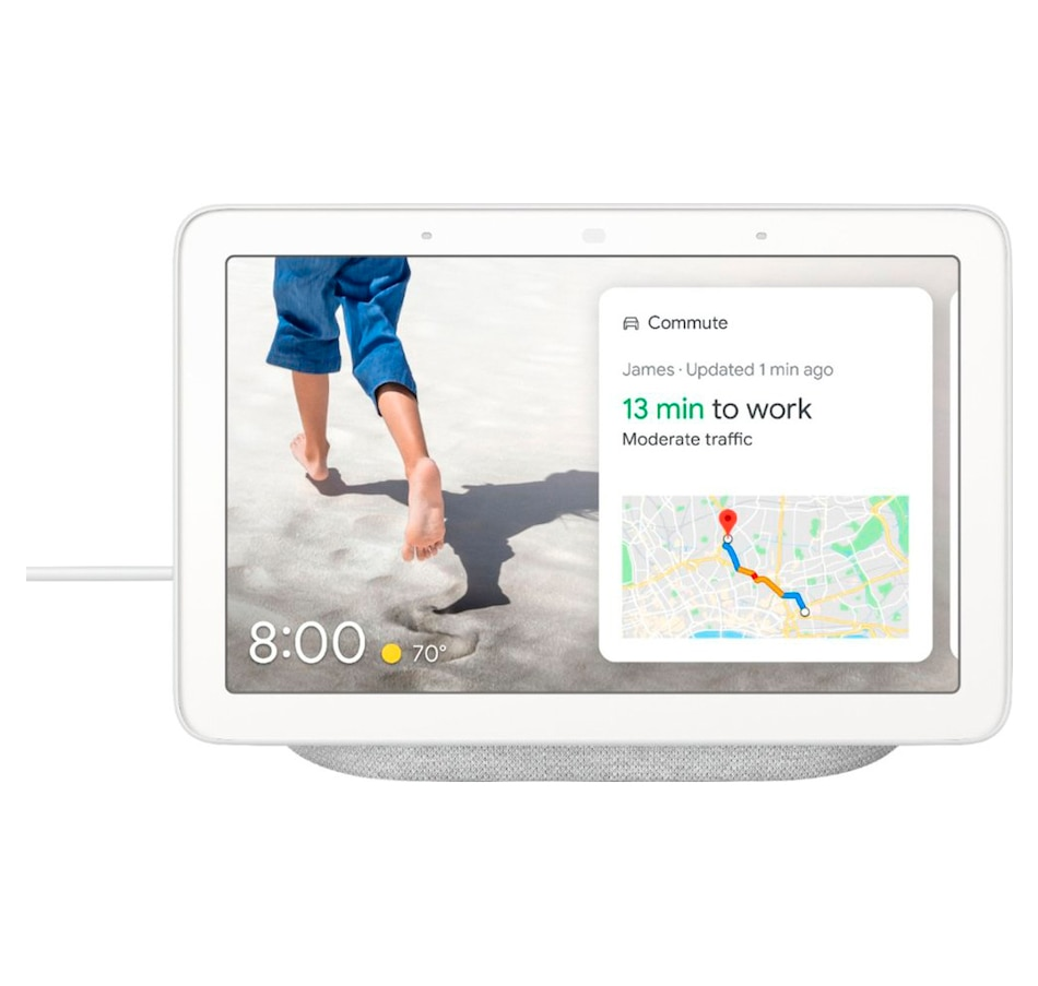 Image 659645_CHK.jpg , Product 659-645 / Price $169.00 , Google Nest Hub with Google Assistant from Google on TSC.ca's Electronics department