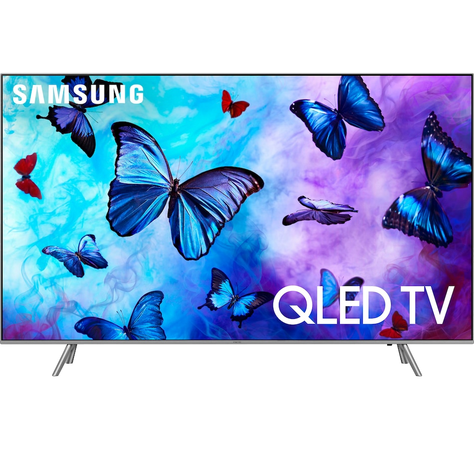 "Image 659746.jpg , Product 659-746 / Price $959.99 , Samsung 55"" QN55Q6FN Class HDR UHD Smart QLED TV (Open Box) from Samsung on TSC.ca's Electronics department"