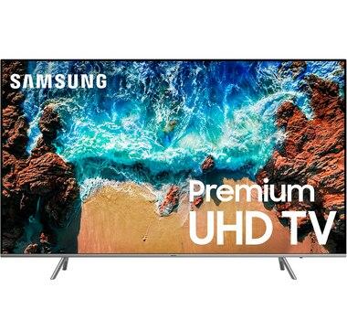 "Samsung 55"" UN55NU800D 4K UHD 8 Series Smart LED TV (Open Box)"