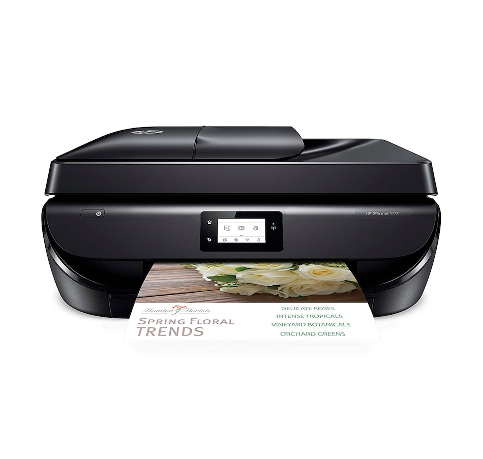 Image 659778.jpg , Product 659-778 / Price $203.04 , HP OfficeJet 5255 Wireless All-in-One Printer from HP - Hewlett Packard on TSC.ca's Electronics department