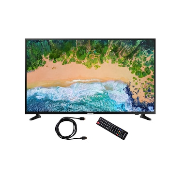"Samsung 55"" 4K UHD Smart LED TV"