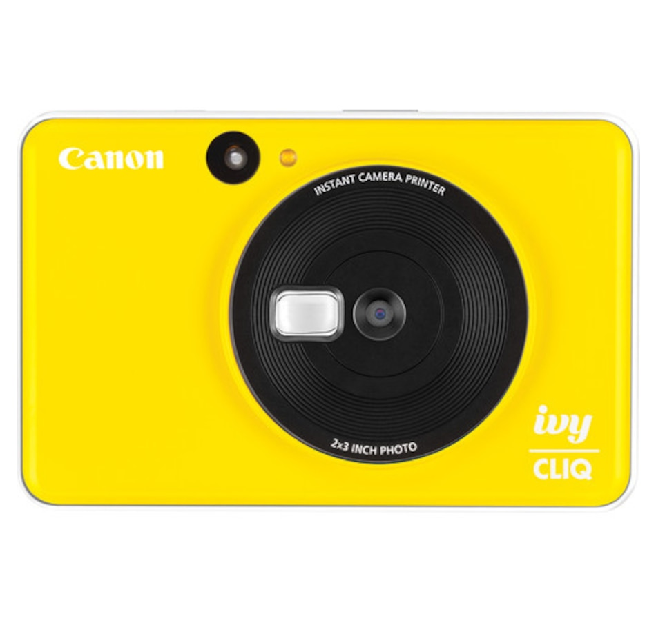 Image 659853_YEL.jpg , Product 659-853 / Price $129.99 , Canon IVY CLIQ Instant Camera Printer from Canon on TSC.ca's Electronics department