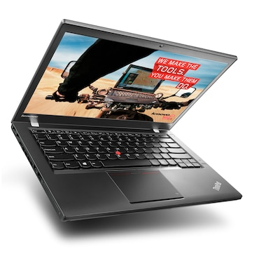 "Lenovo ThinkPad T440 Intel Core i5-4300U 1.9GHz 8GB 500GB 14"" Windows 10 Pro (Refurbished)"