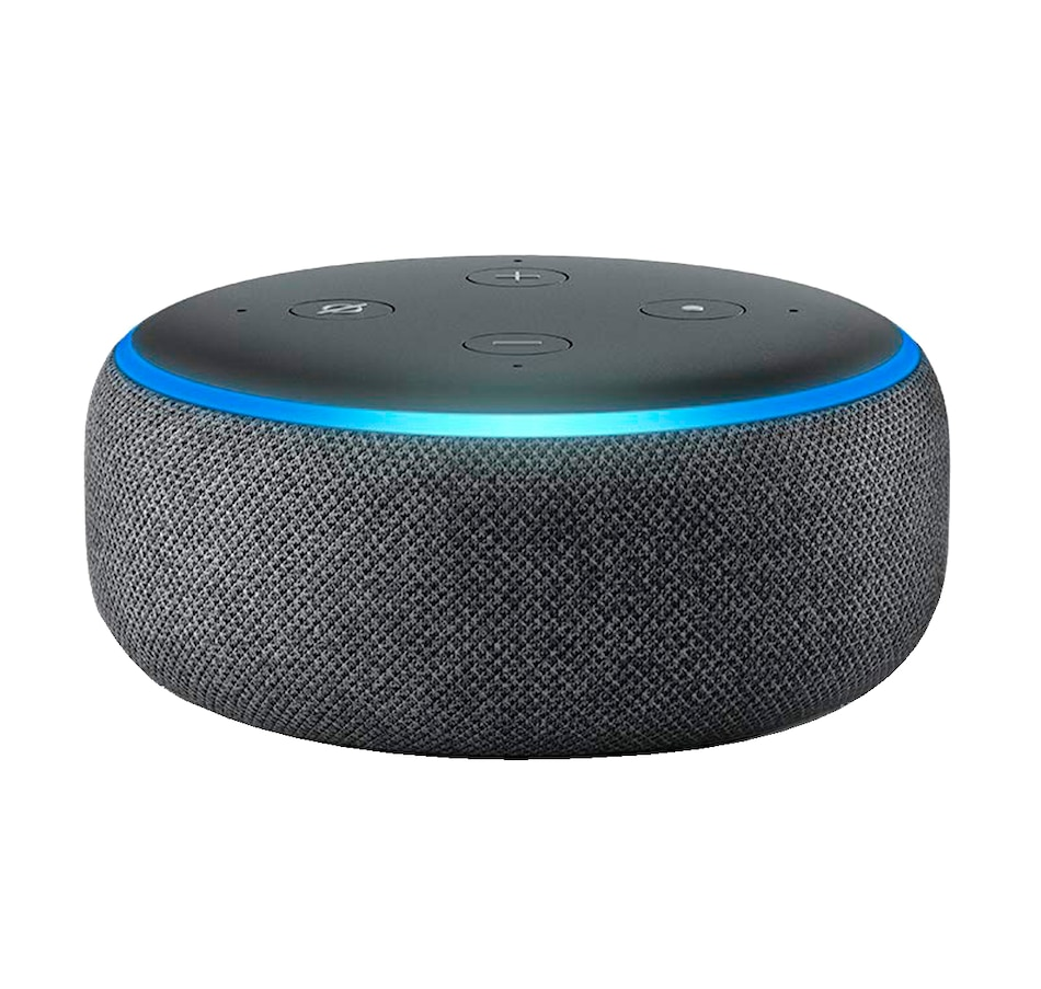 Image 659875_CHR.jpg , Product 659-875 / Price $69.99 , Amazon Echo Dot Smart Speaker with Alexa from Amazon on TSC.ca's Electronics department
