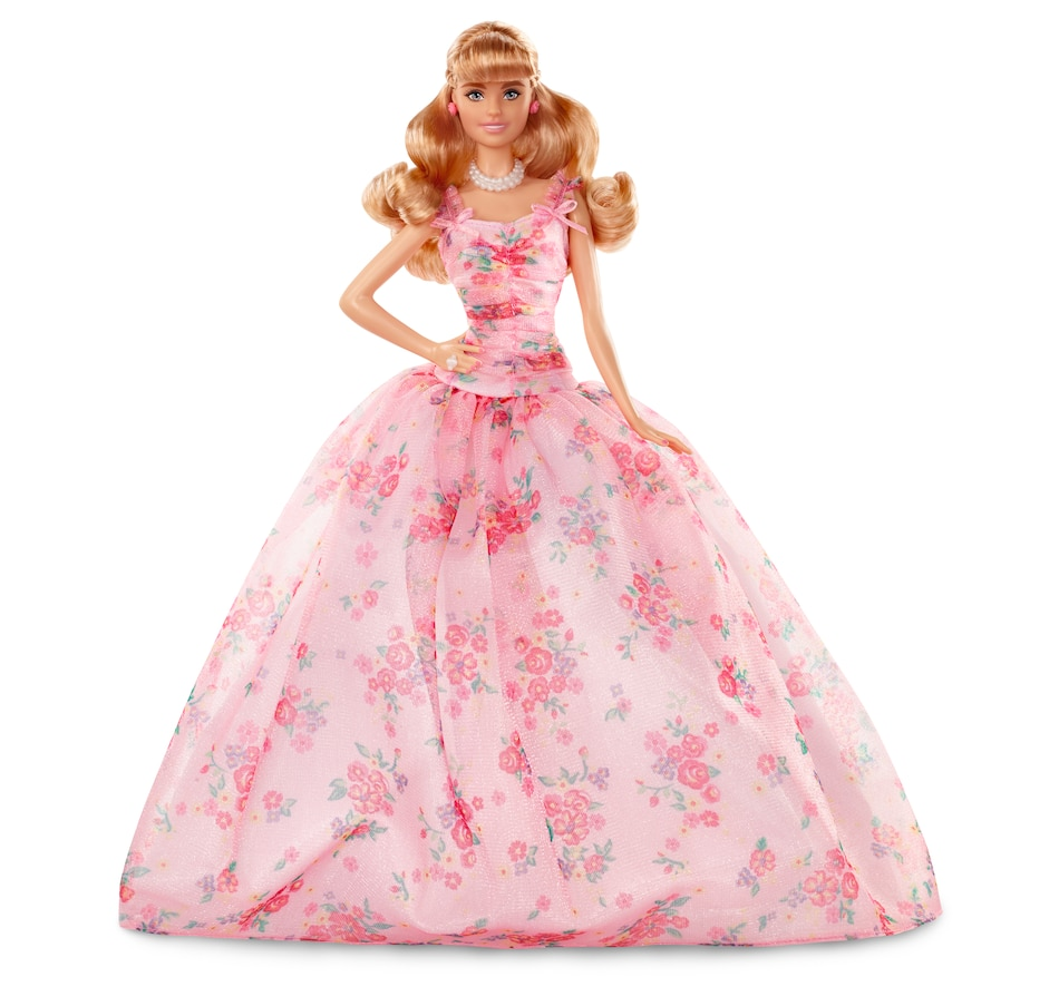Image 659933.jpg , Product 659-933 / Price $49.99 , Barbie Birthday Wishes Doll from Barbie on TSC.ca's Coins & Hobbies department
