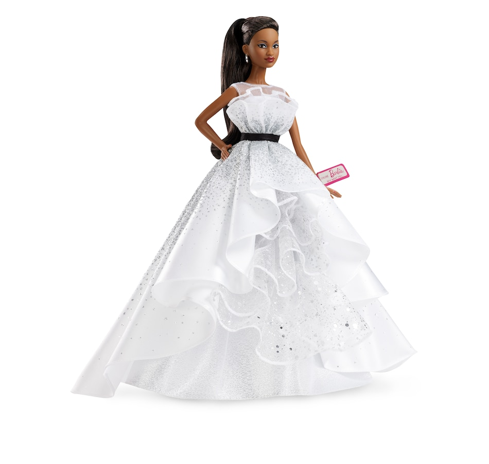 Image 659934.jpg , Product 659-934 / Price $59.99 , Barbie 60th Anniversary Doll from Barbie on TSC.ca's Home & Garden department