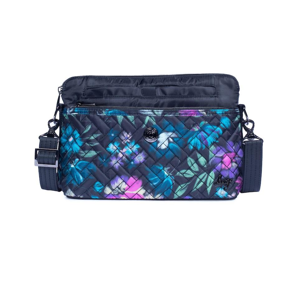 Image 659959_BLABM.jpg , Product 659-959 / Price $88.00 , Lug Pirouette Convertible Crossbody from Lug on TSC.ca's Shoes & Handbags department