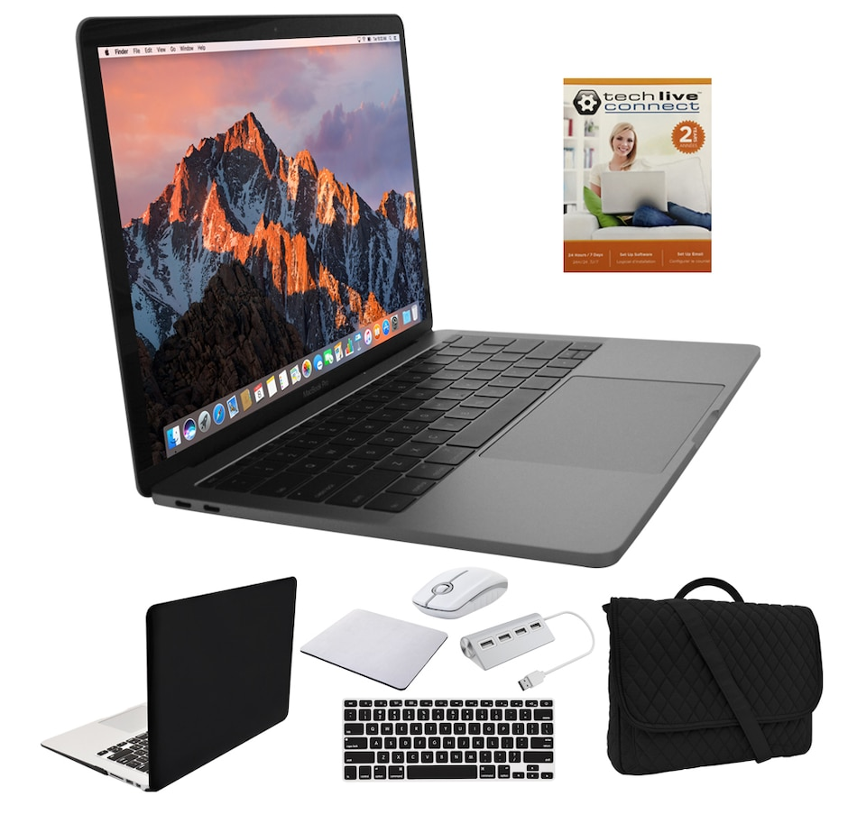 """Image 659967_BLK.jpg , Product 659-967 / Price $2,249.99 , Apple Notebook Pro 13"""" 128 GB (Grey) from Apple on TSC.ca's Electronics department"""