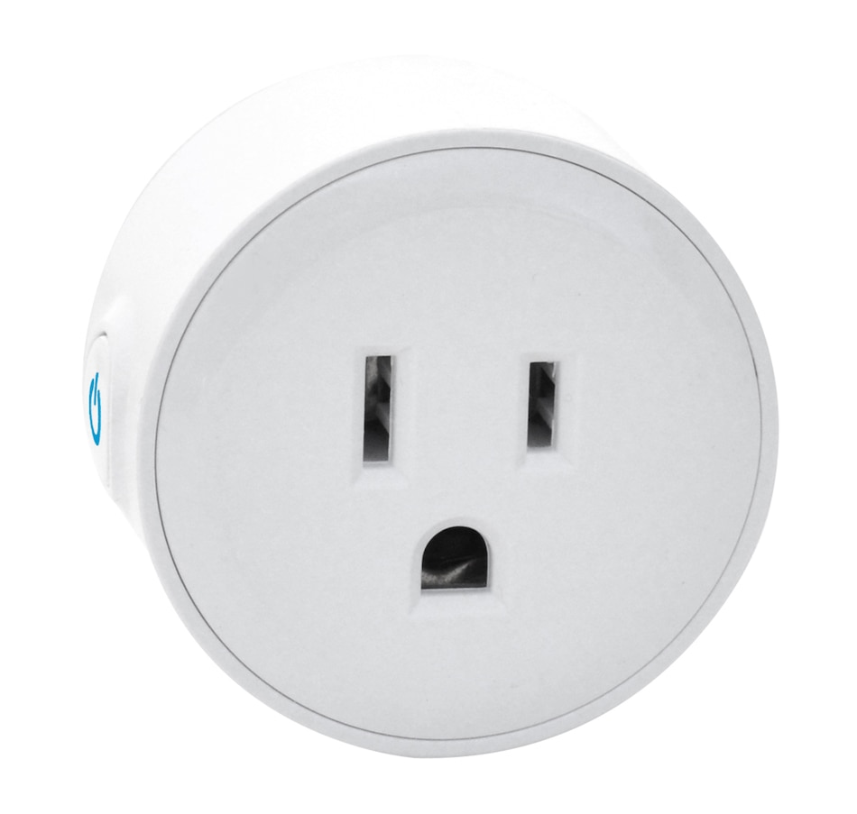 Image 660240.jpg , Product 660-240 / Price $39.99 , Digital Gadgets Wi-Fi Mini Smart Socket  on TSC.ca's Electronics department