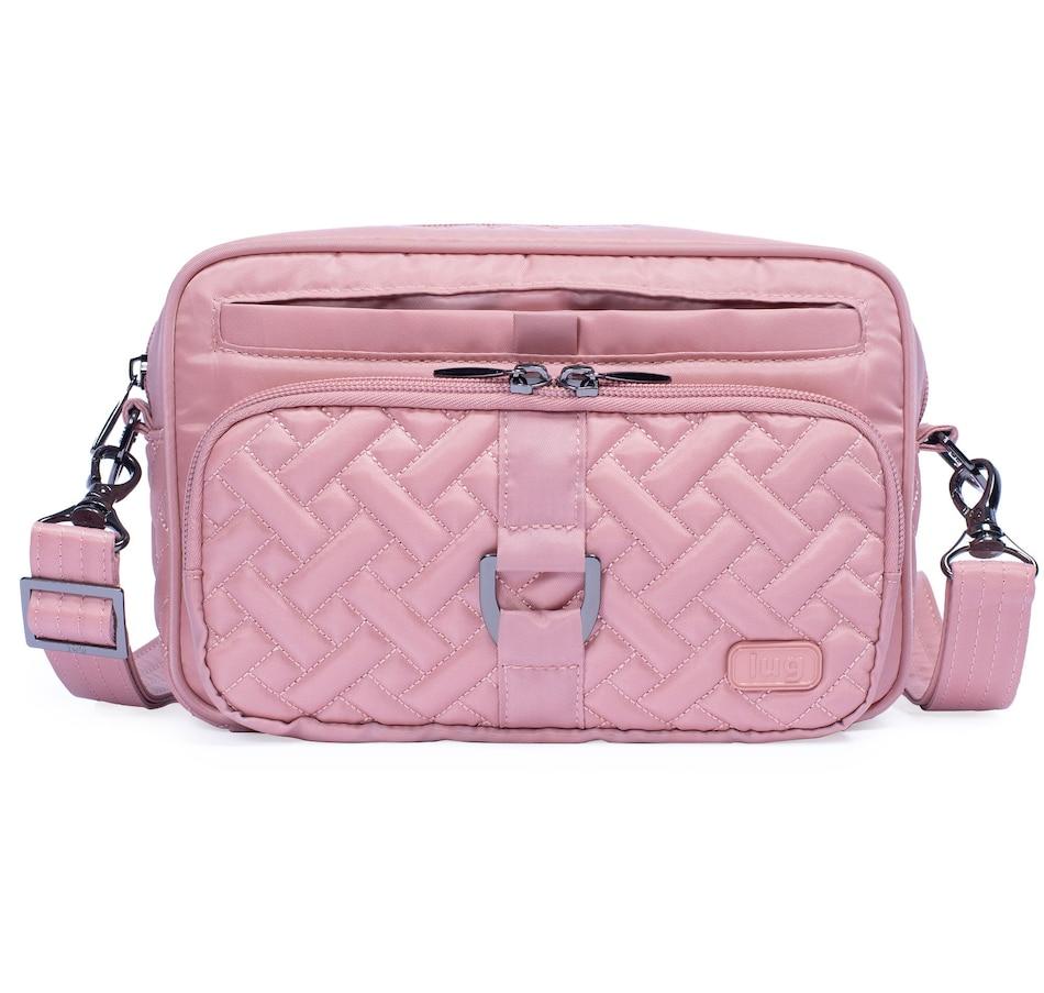 Image 660346_BLUPK.jpg , Product 660-346 / Price $82.00 , Lug Carousel Convertible Crossbody from Lug on TSC.ca's Shoes & Handbags department