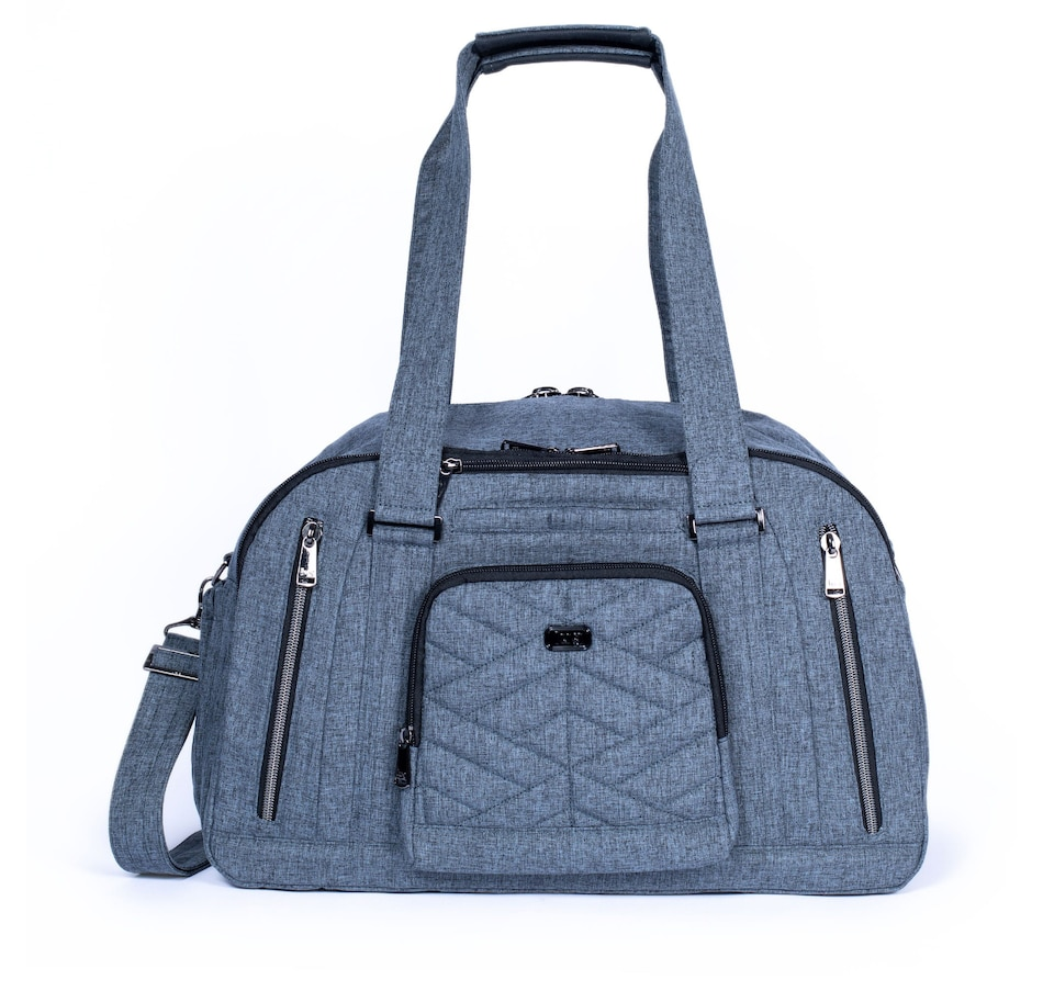Image 660351_HGY.jpg , Product 660-351 / Price $175.00 , Lug Propeller 2 Duffel from Lug on TSC.ca's Shoes & Handbags department