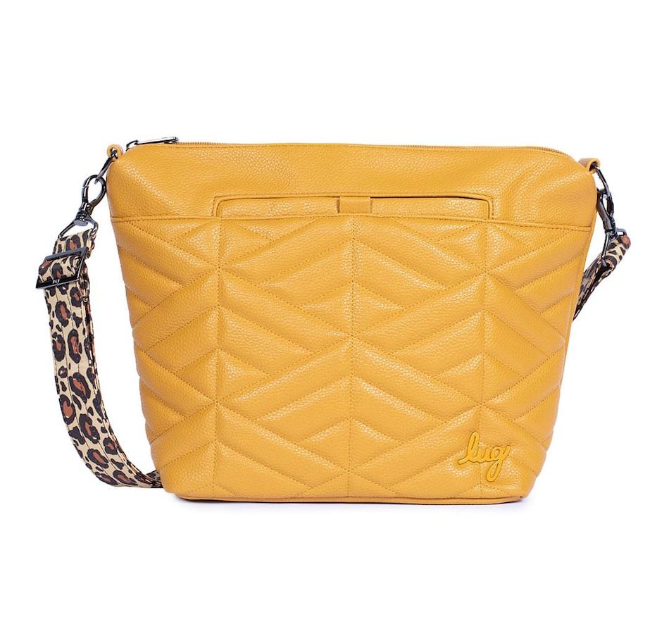 Image 660353_AMBRY.jpg , Product 660-353 / Price $124.00 , Lug Flare XL VL Crossbody from Lug on TSC.ca's Shoes & Handbags department