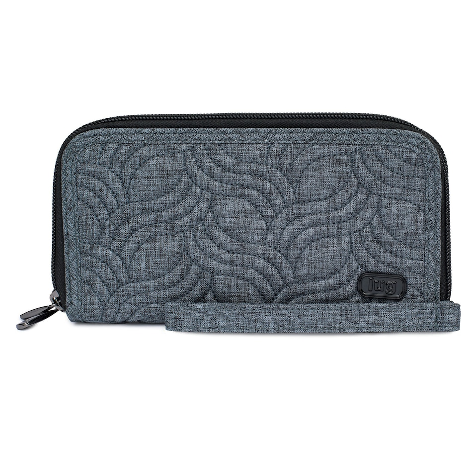 Image 660355_HGY.jpg , Product 660-355 / Price $63.00 , Lug Splits XL Wallet from Lug on TSC.ca's Shoes & Handbags department