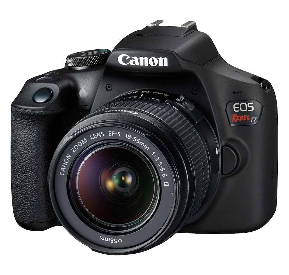 Image 660516.jpg , Product 660-516 / Price $649.99 , Canon EOS Rebel T7 with EF-S 18-55 mm DC III from Canon on TSC.ca's Electronics department
