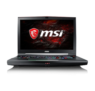 "MSI GT75VR 7RF-036CA Titan Pro 17.3"" FHD VR Ready Gaming Laptop"