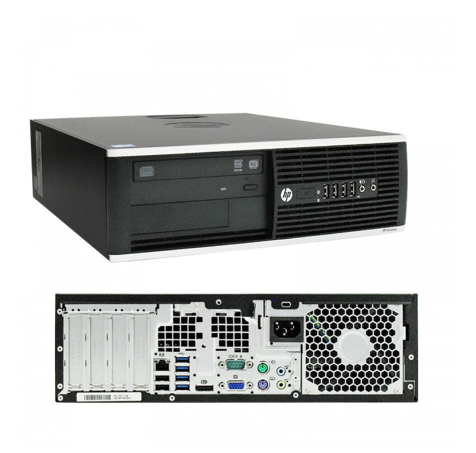 HP Compaq Elite 8300 Small Form Factor PC Refurbished