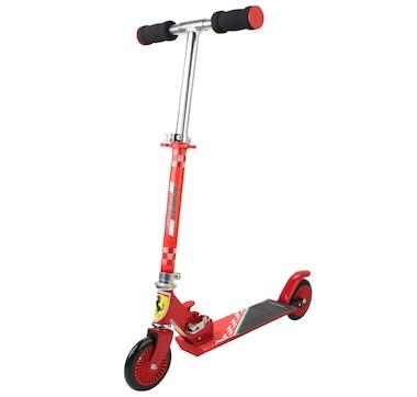 Ferrari Two-Wheeled Kids Scooter