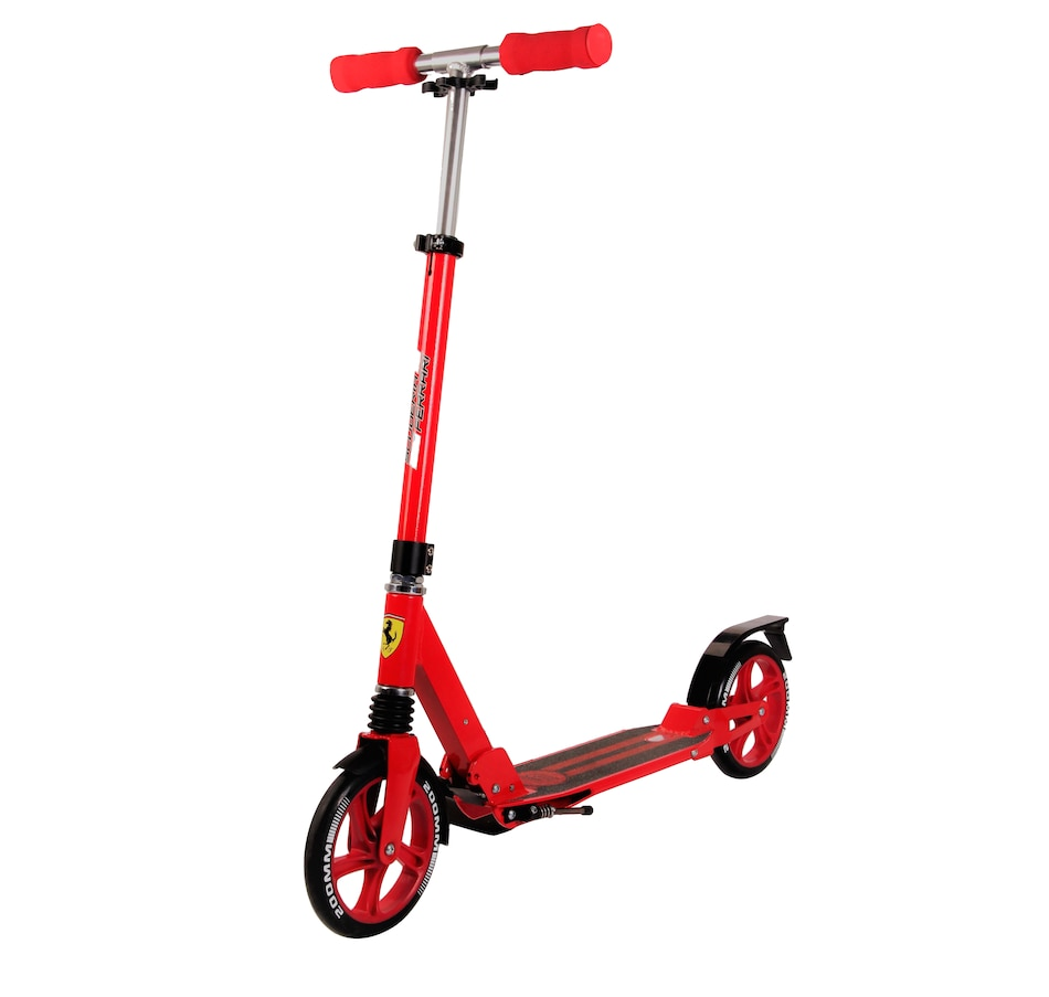 Image 660888.jpg , Product 660-888 / Price $159.99 , Ferrari 200 mm Suspension Equipped Two-Wheeled Scooter  on TSC.ca's Home & Garden department