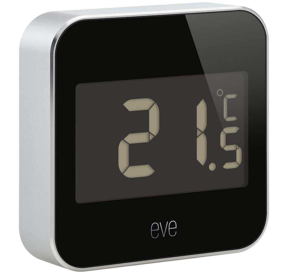 Image 660984.jpg , Product 660-984 / Price $102.99 , Eve Degree Connected Weather Station with Apple HomeKit Technology (10027809) from EVE - Smart Home on TSC.ca's Electronics department